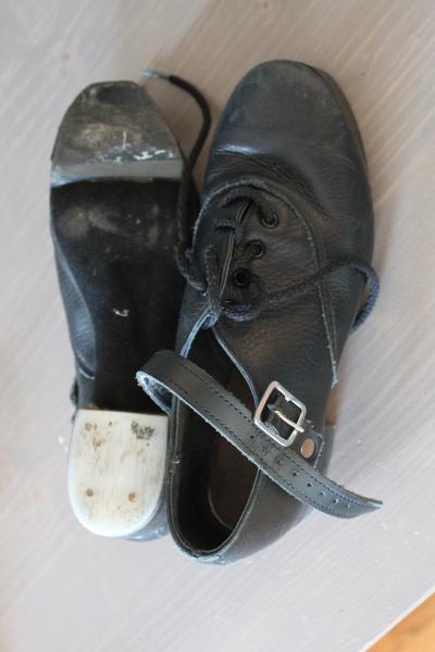 Rutherford Irish Dance Shoes Used