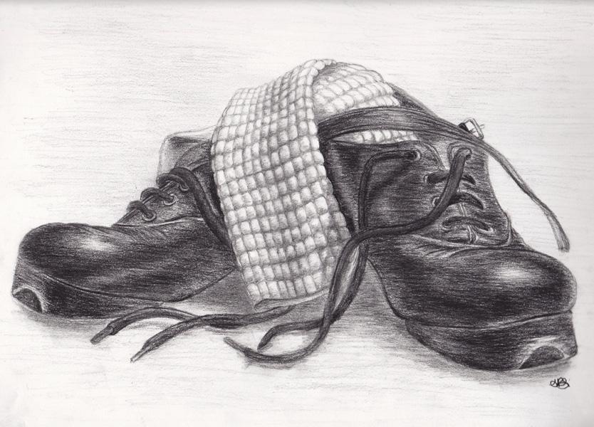 Irish Dance Shoes Drawing Irish Photos Misc