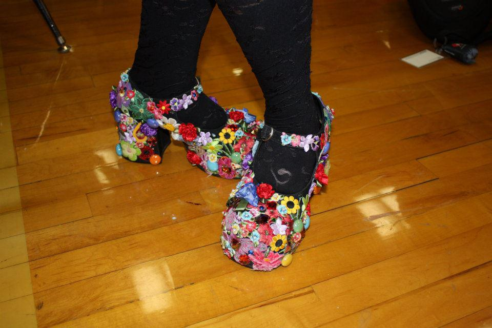 ahh she was my judge at feis slc and the crossroads feis shes so cool these are the shoes she wore at the crossroads feis i love them - Halloween Feis