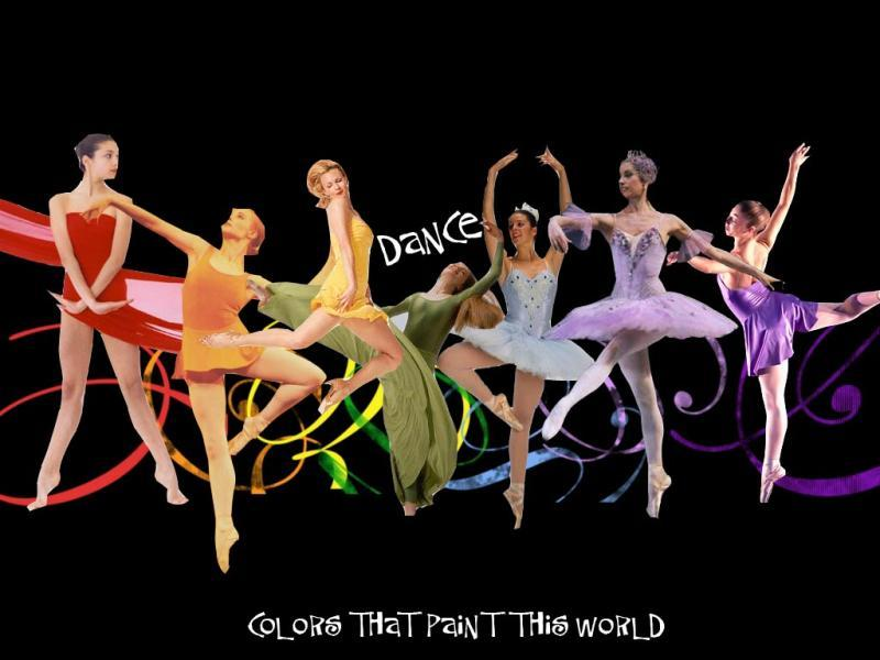 Dance a desktop wallpaper you could use or just a colourful dance a desktop wallpaper you could use or just a colourful image i call it rainbow ballet i mad 2628160 read article ballet jazz modern voltagebd Image collections