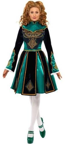 irish dance halloween costume - Irish Dancer Halloween Costume