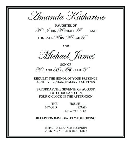 dancenet Invitation wording critiques 8397719 Read article