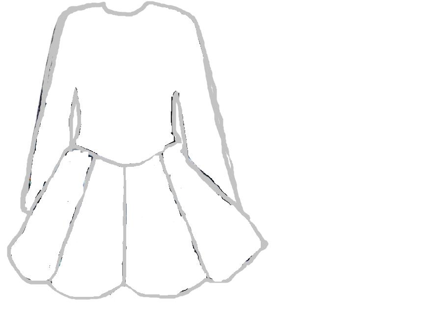 Irish Dance Dress Drawings Irish