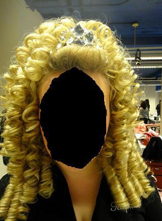 Emerald Key Irish Dance Wigs 93