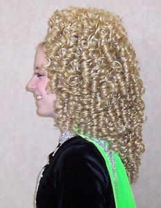 Emerald Key Irish Dance Wigs 55