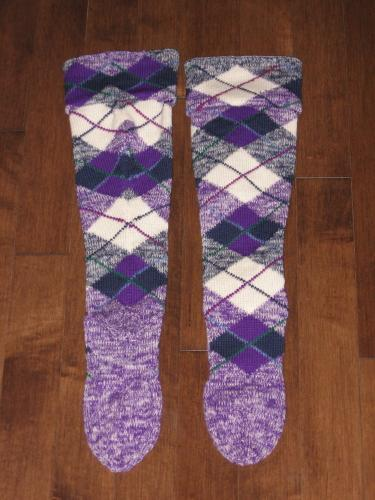 Knitting Pattern For Highland Dance Socks : dance.net - Hose Knitting Pattern (7185277) - Read article ...