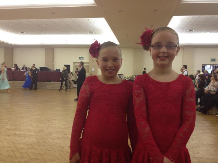 729d293345f7f dance.net - PAIR juvenile DSI latin dresses for sale (10079993 ...