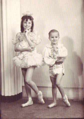 Dance Net Boy Girl Ballet Pointe Dancers Old Photograph 9982285 Read Article Ballet Jazz Modern Hip Hop Tap Irish Disco Twirling Cheer Photos Chat Games Jobs Events
